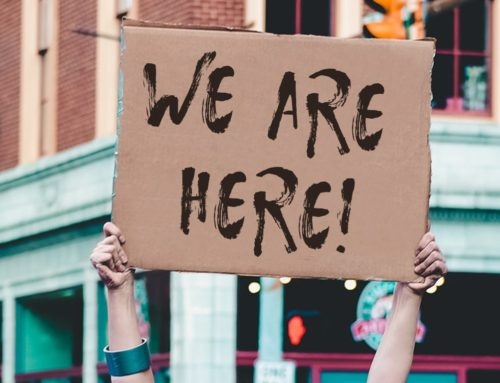 "Small Businesses Keep Repeating: ""We are here! We Are Here! We Are HERE!"""
